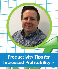 Corey Bowes - Productivity Tips for Increased Profitability